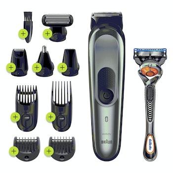 Barttrimmer, Bodygrooming-Set und Haarschneider MGK 7221