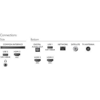 4K UHD LED SMART TV 50 Zoll (3 von 4)