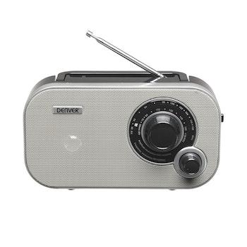 Radio TR-51 AM/FM, grey