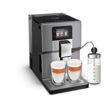 Kaffeevollautomat INTUITION PREFERENCE+ EA875E,silber/grau