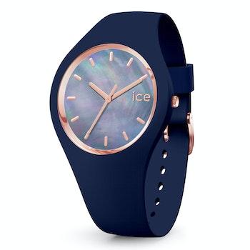 Damen-Armbanduhr Pearl Twilight, blau