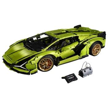 TECHNIC Lamborghini Sián FKP 37