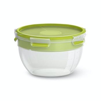 Salatbox CLIP und GO, 2,6 L