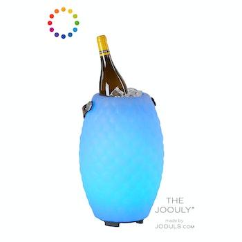Lampe mit Bluetooth-Lautsprecher und Weinkühler,  35 S