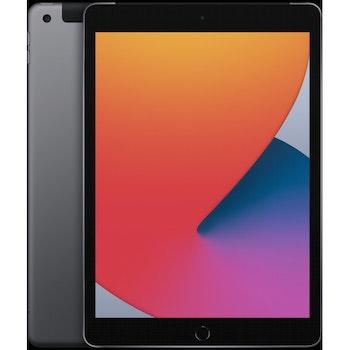 iPad 2020 MYMH2FD/A Wi-Fi+Cellular, 32 GB, Space Grau