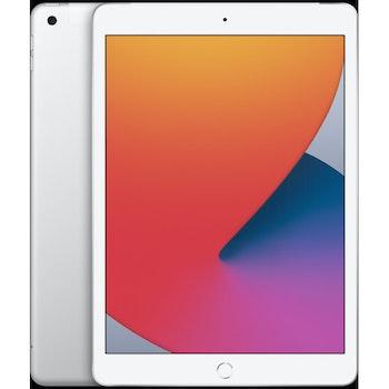 iPad 2020 MYMM2FD/A Wi-Fi+Cellular, 128 GB, Silber