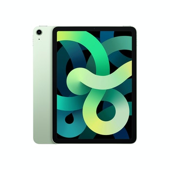 iPad Air 2020 MYFR2FD/A Wi-Fi, 64 GB, Grün