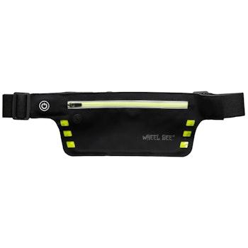 Running Waistbag Night Runner mit LED-Licht