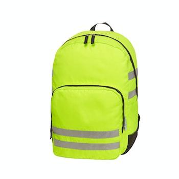 Rucksack reflex, neon gelb