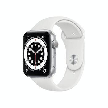 Watch Series 6 Alu GPS, M00D3FD/A , 44mm, Silber