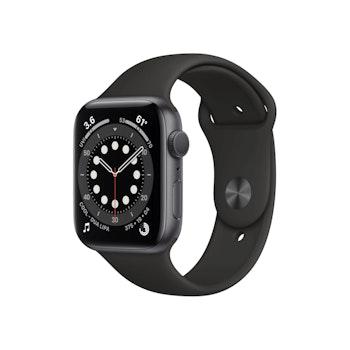 Watch Series 6 Alu GPS, MG133FD/A , 40mm, Space Grau