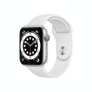 Watch Series 6 Alu GPS+Cellular, M06M3FD/A, 40mm, Silber
