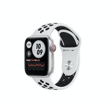 Watch Nike Series 6 Alu GPS+Cellular, M07C3FD/A, 40mm Silber