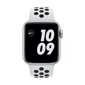 Watch Nike SE Alu GPS, MYYD2FD/A, 40mm, Silber