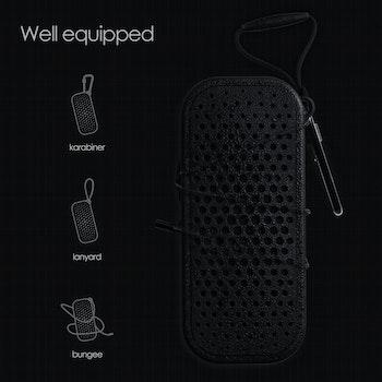 Bluetooth Lautsprecher BlockBlaster, schwarz (2 von 4)