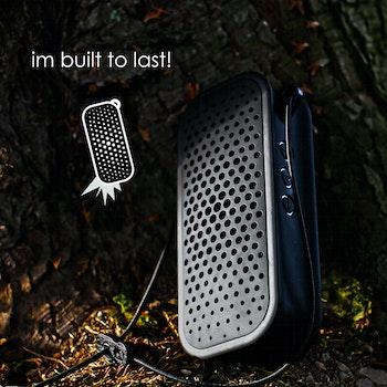 Bluetooth Lautsprecher BlockBlaster, schwarz (3 von 4)