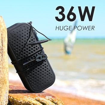 Bluetooth Lautsprecher BlockBlaster, schwarz (4 von 4)