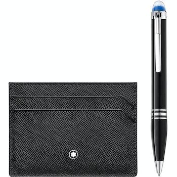 Kugelschreiber und Sartorial Etui 5 CC im Set