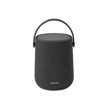 Portabler Intelligenter Lautsprecher Citation 200, schwarz