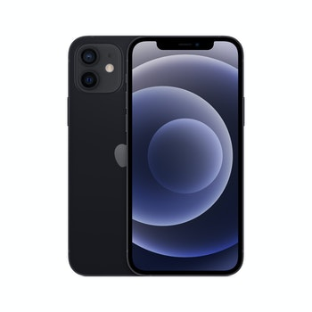 iPhone 12 MGJ53ZD/A 5G, 64GB, schwarz