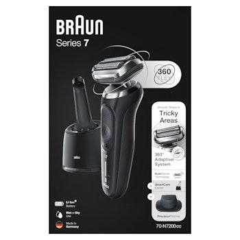 Rasierer Series 7 70-N7200cc mit Reinigungsstation