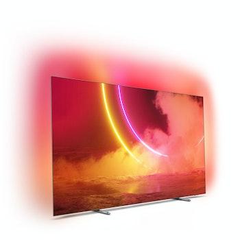 4K UHD OLED SMART TV 55 Zoll mit 3-seitigem Ambilight (3 von 4)