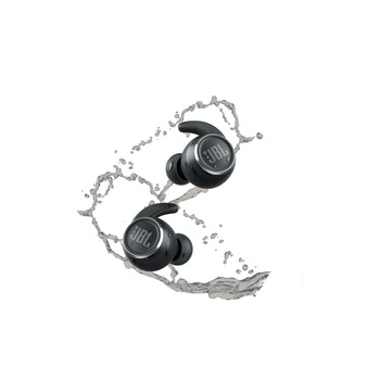 True Wireless In-Ear Sportkopfhörer Reflect Mini NC, schwarz