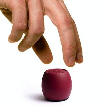 Bluetooth Lautsprecher Zero, burgundy