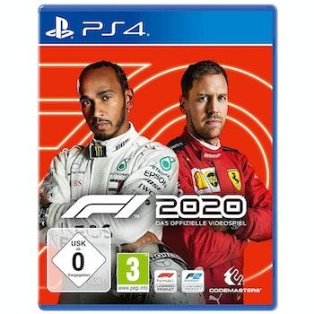 Playstation Spiel Formel 1 2020 PS4