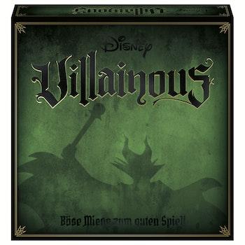 Disney Villainous Familienspiel