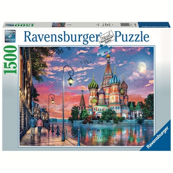 Puzzle Moscow