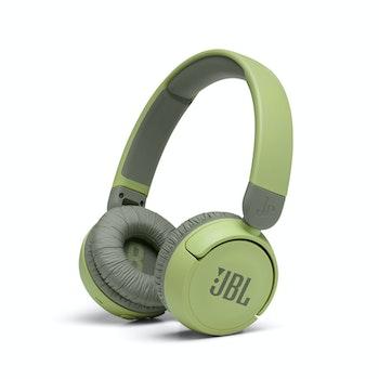 Bluetooth Kinderkopfhörer On-Ear JR310BT, grün