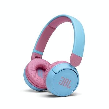 Bluetooth Kinderkopfhörer On-Ear JR310BT, blau