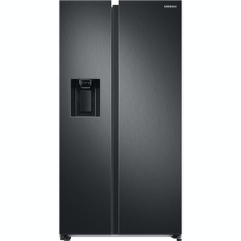 Kühl-/Gefrier-Kombination Side-by-Side RS6GA8521B1/EG, schwarz