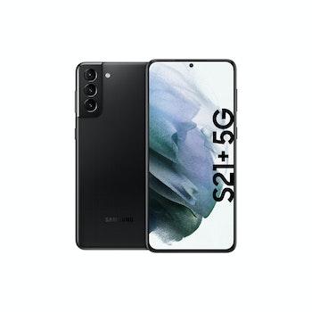 Galaxy S21+ 5G, 128GB, Phantom Black