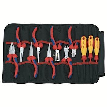 Werkzeugtasche 11- tlg.