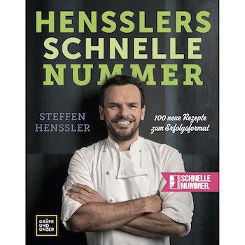 Kochbuch Hensslers schnelle Nummer