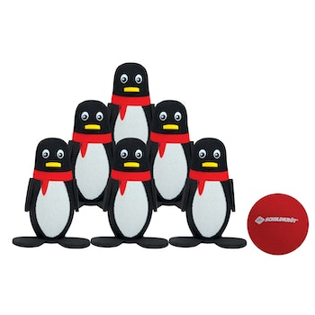 Penguin Soft Bowling Set