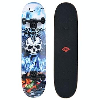 Skateboard Grinder 31 -Design: Inferno