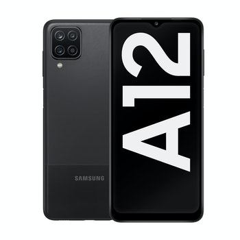 Smartphone Galaxy A12, schwarz