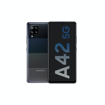 Smartphone Galaxy A42 5G, schwarz