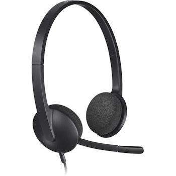 Kabelgebundenes  Stereo Headset H340