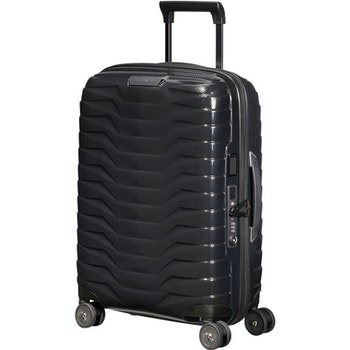 4-Rollen-Trolley PROXIS 55 cm, schwarz