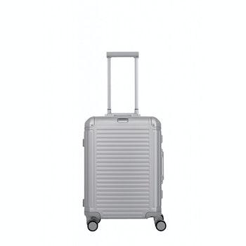 4-Rollen-Business Trolley NEXT 55 cm, Alu