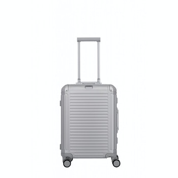 4-Rollen-Business Trolley NEXT 55 cm, Alu