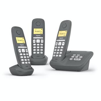 DECT Telefone schnurlos Trio A280A mit Anrufbeantworter