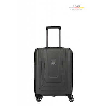 4-Rollen-Trolley X-RAY PRO 55 cm, Atomic Steel