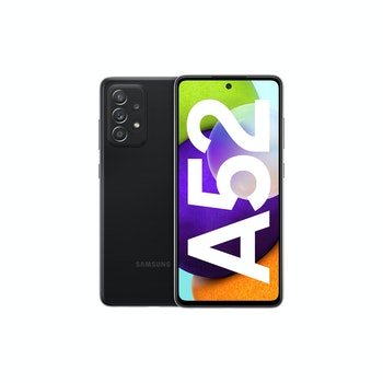 Galaxy A52, Awesome Black
