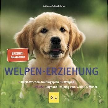 Buch Katharina Schlegl-Kofler WELPEN-ERZIEHUNG