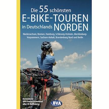 Buch Die 55 schönsten E-Bike-Touren Deutschlands Norden